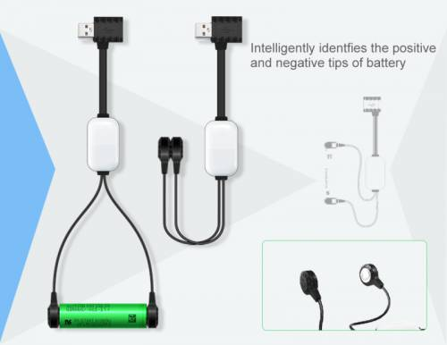 Ultralight Charger