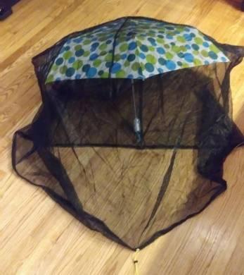 Umbrella Bivvy