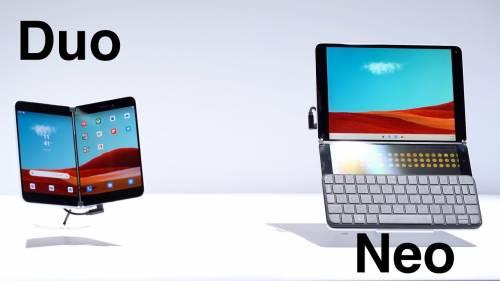 Duo versus Neo