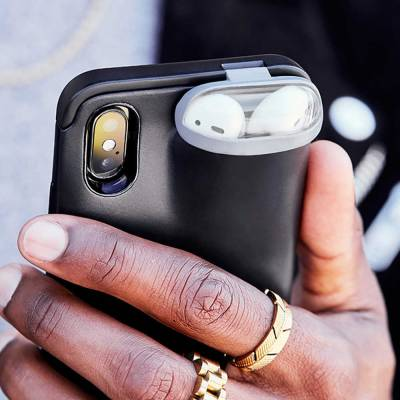 Earbud Phone Case