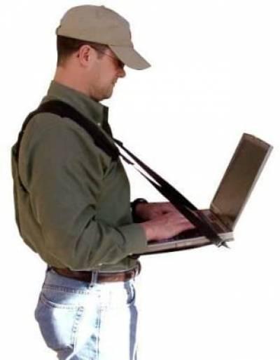 Mobile Laptop Desk