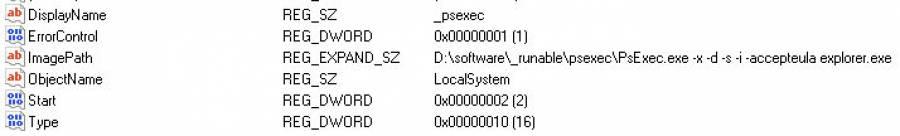 psexec-service