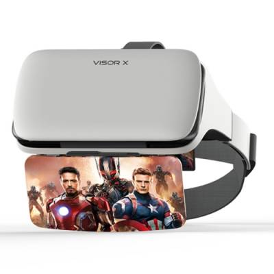 Visor X Head Mounted Phone Screen Magnifier